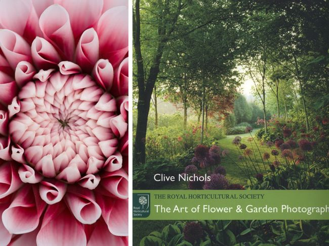 Clive-nichols-garden photography book