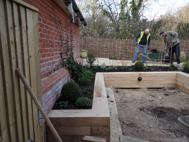 Challenges Of A New Build Garden In Sussex The Claudia De Yong Blog